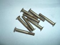 "10 x 2BA Bolt Countersunk Phillips Head Length 1 3/8"" Part Number AS3297-9C [A2]"